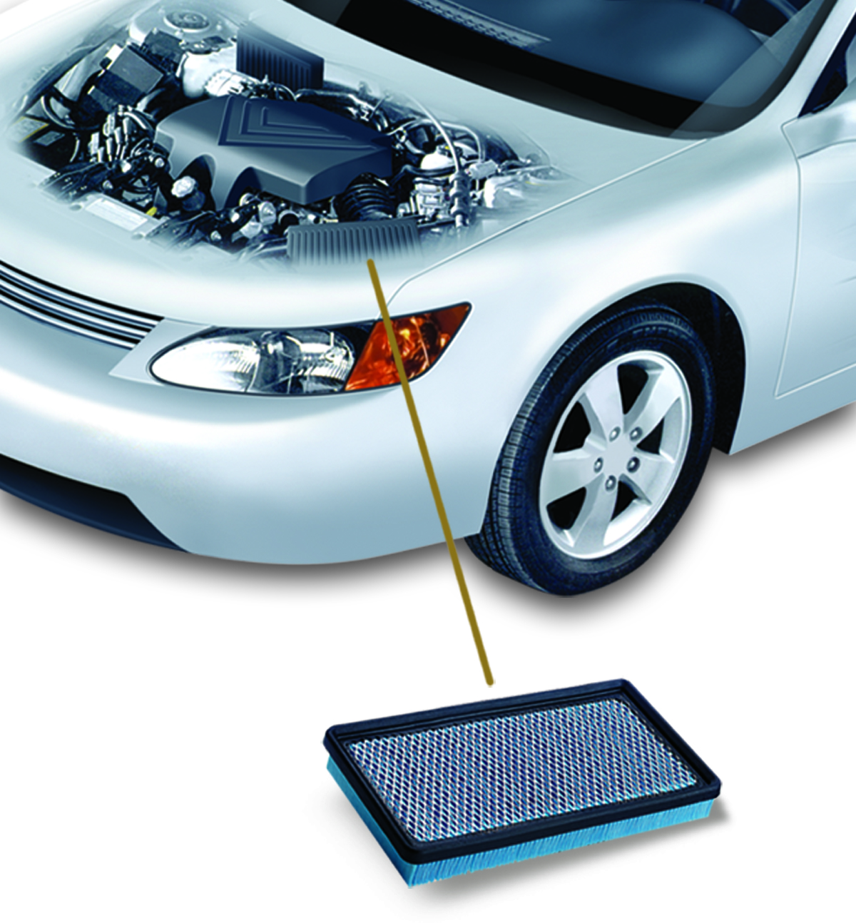 Air Filters For Cars : Change your air filter driving style car